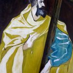 St Philip, after Greco